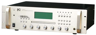 Zone Amplifier With Audio Source (Zone Amplificateur avec la source audio)