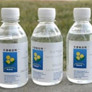 Heat Stable Grade L (+) Lactic Acid (Термостабильные Оценка L (+) Молочная кислота)
