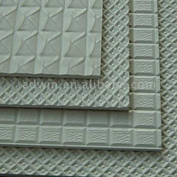 PVC Ceiling Tile (Потолочные плитки из ПВХ)