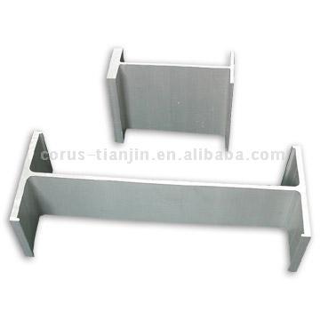 Aluminium Profile for Shipbuilding (Aluminium-Profil für den Schiffbau)