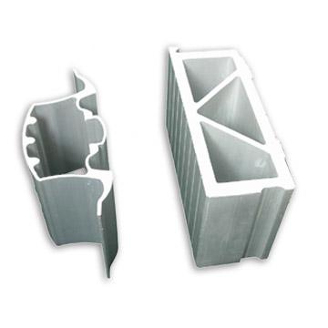 Aluminium Profile for Mechanical Engineering (Aluminium-Profil für Maschinenbau)