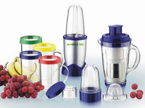 Multifunction Food Processor (6-In-1)