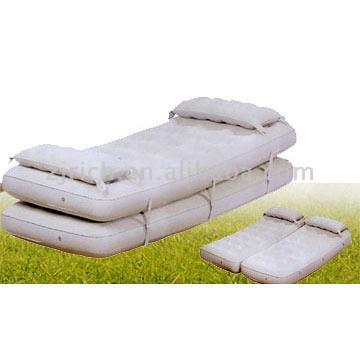 Inflatable Air Bed (Надувная кровать Air)