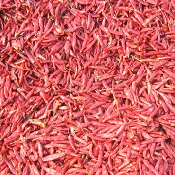 Dehydrated Chili (Высушенные Chili)