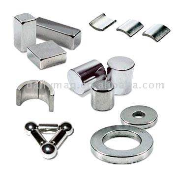 Ndfeb Tile Magnet (Неодимовый магнит плитки)