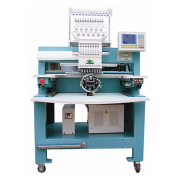 12-01 Cap Embroidery Machine (12-01 КАП вышивальная машина)