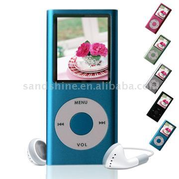 "1.5"" & 1.8"" MP4 Player (1.5 ""& 1.8"" MP4 Player)"