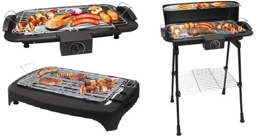 Electric Grill, BBQ (Электрический гриль, барбекю)