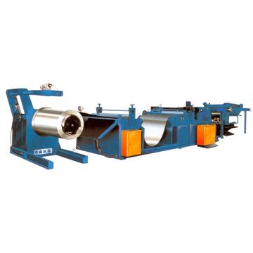 Sheet Metal Uncoil Leveler (Листовой металл сматывать Leveler)