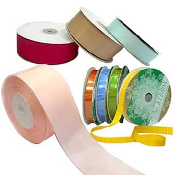 Polyester Satin Ribbon (Полиэстер атласной лентой)