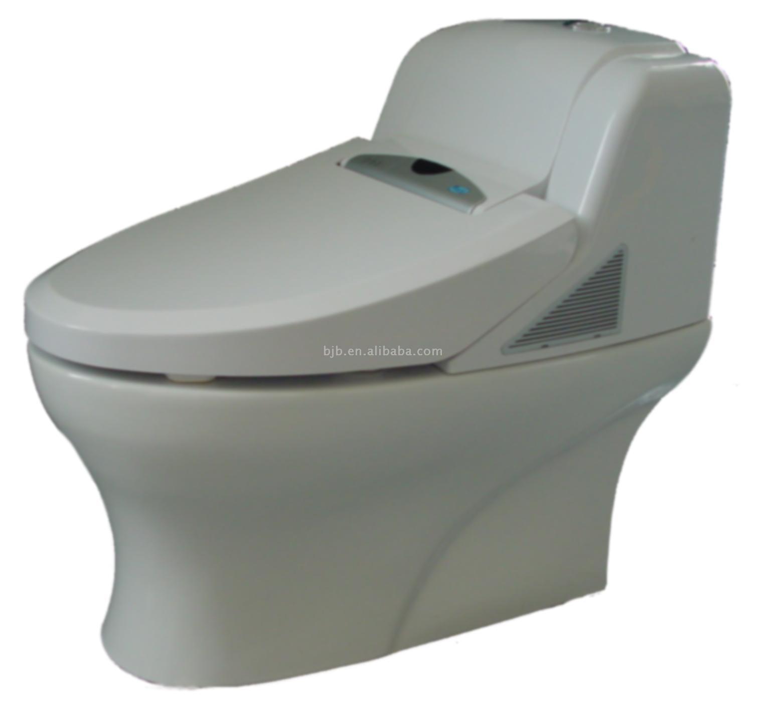 Computerized Toilet Seat ( Computerized Toilet Seat)