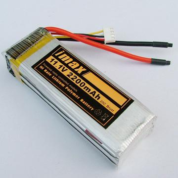 Li-Polymer Battery (Литий-полимерный аккумулятор)