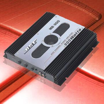 Car Amplifier (Литые диски)