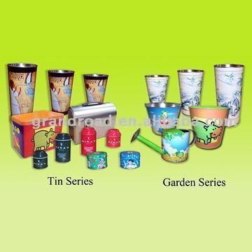 Garden Tin Can (Сад Tin Can)