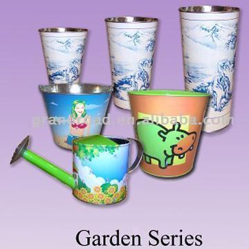 Gardening & Ice Bucket (Садоводства & Ice Bucket)