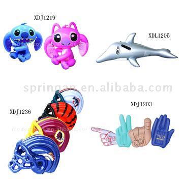 Inflatable Toys (Надувные игрушки)