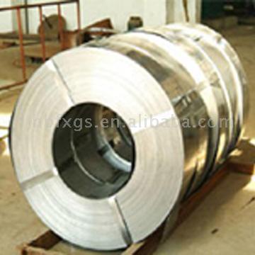 Hot-Dipped Galvanized Steel Strip (Feuerverzinktes Stahlband)