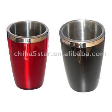Stainless Steel Ice Bucket (Edelstahl Eiseimer)