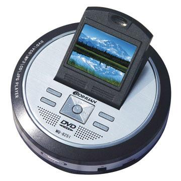 Portable DVD Player (Портативный DVD-проигрыватель)