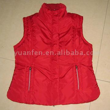 Ladies` Vest
