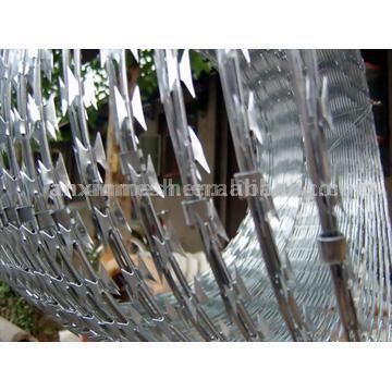 Razor Barbed Wire (Бритва Колючая проволока)