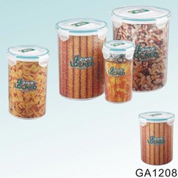 Airtight Container (Герметичный контейнер)