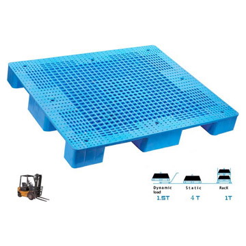 Plastic Pallet (Mesh with Feet)