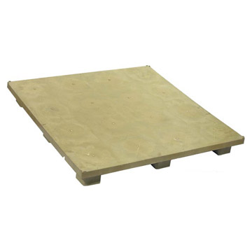 Plastic Pallet (Damp Proof Flat)