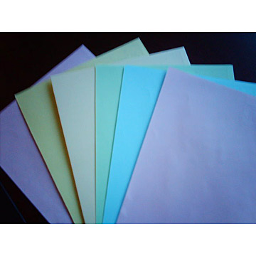 Color Offset Paper (Офсетная бумага)