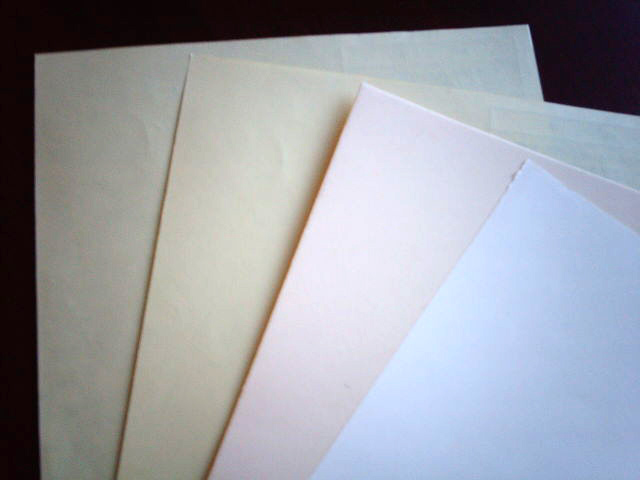 Uncoated Board (Немелованная совет)