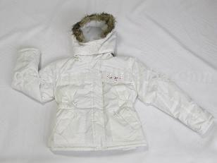 Girl`s Padded Jacket (Girl`s телогрейке)