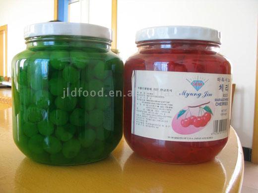 Canned Green Cherry (Консервированный зеленый Cherry)