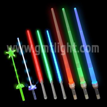 LED Flash Sword (Светодиодная вспышка меч)