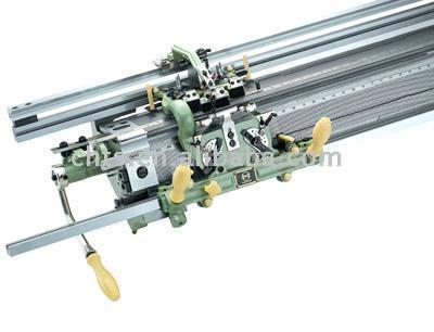 Third Generation Knitting Machine