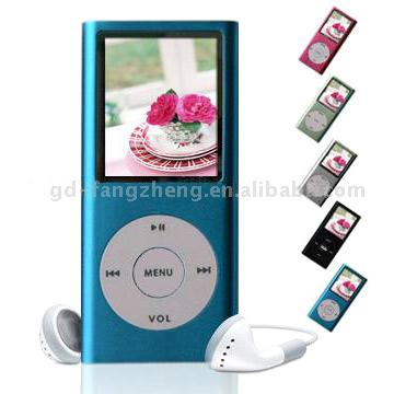 "1.5""/1.8"" TFT MP4 Player"