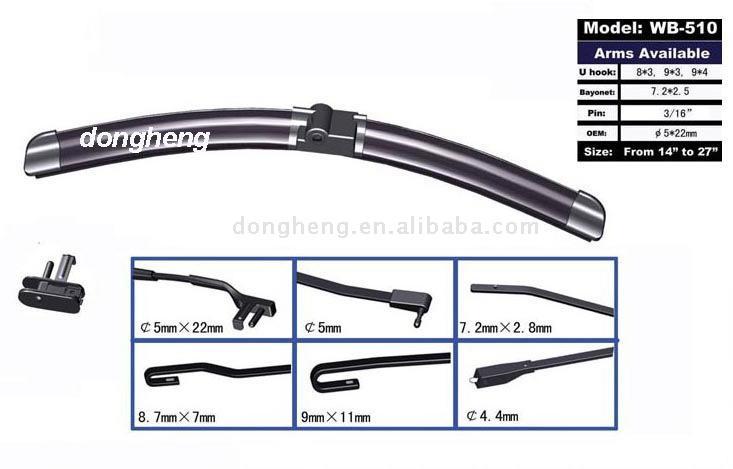 Soft Wiper Blade (Soft Wiper Blade)