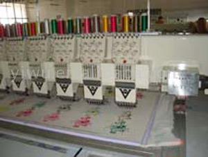 Computer Embroidery Machine (Компьютерная вышивка машины)