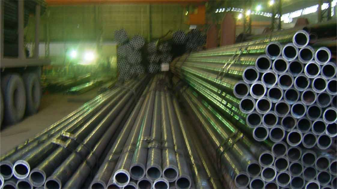 Seamless Steel Tube Used in High-Pressure Boiler