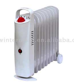 Oil-Filled Heater (Маслонаполненных отопление)