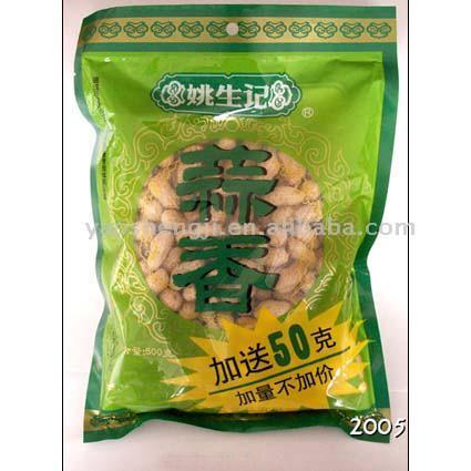 500g Garlic Flavor Peanuts (500 гр Чеснок Вкус Арахис)