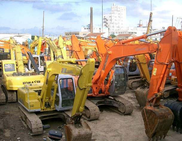 Second Hand Construction Machinery (Second Hand Construction M hinery)
