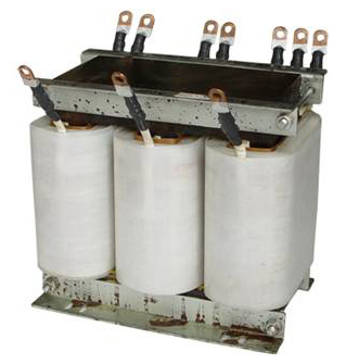 Three Phase Transformer (Трехфазный трансформатор)