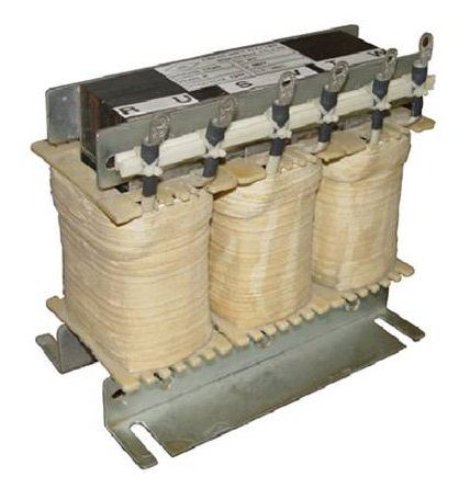 Three Phase Reactor (Три фазы реактора)