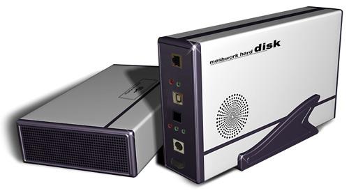 3.5`` Lan HDD Enclosure (Лань 3,5``HDD Enclosure)