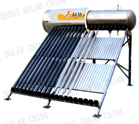 Solar Water Heating System is manufactured with latest technology. We offer it to clients in a range that suites all hot water requirements - for domestic