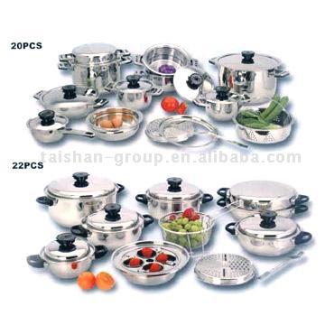 Stainless Steel Kitchenware (Нержавеющая сталь кухонные)