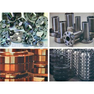 Flanges and Valves (Фланцы и клапаны)