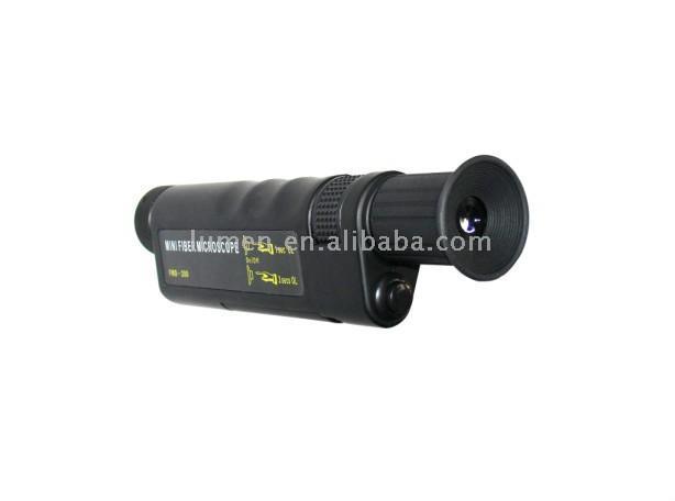 Hand-Held Mini Fiber Microscope (Ручной мини Fiber микроскоп)