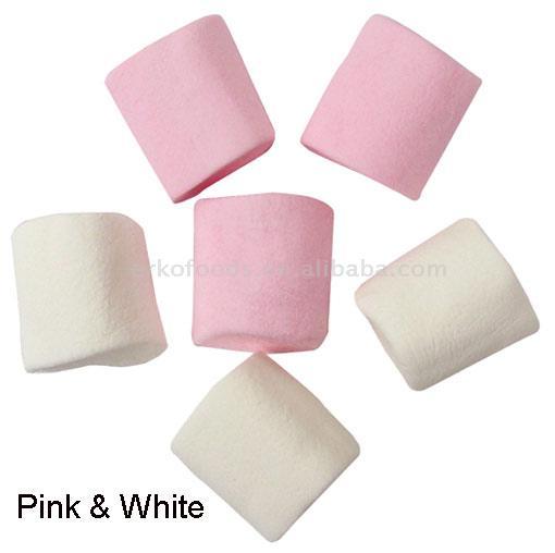 Pink & White Marshmallow (Pink & Белое Зефир)