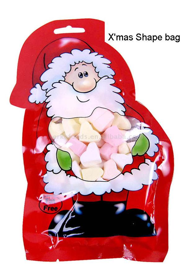 Marshmallow (X`mas Bag) (Зефир (X`mas мешок))